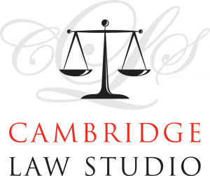 Cambridge Law Studio Logo